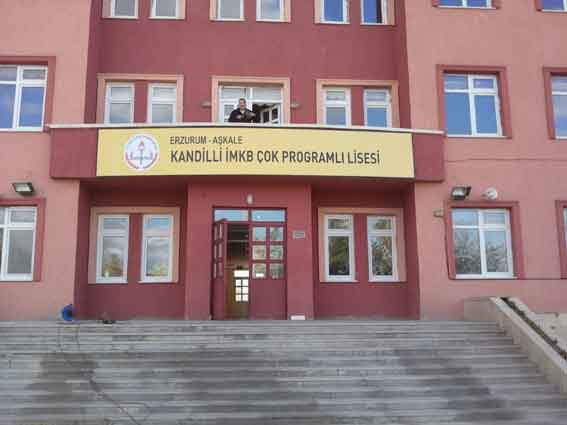 Erzurum Aşkale Kandilli İmkb Çok Programlı Lisesi