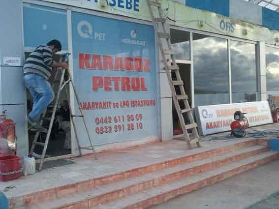 Çat Karagöz Petrol