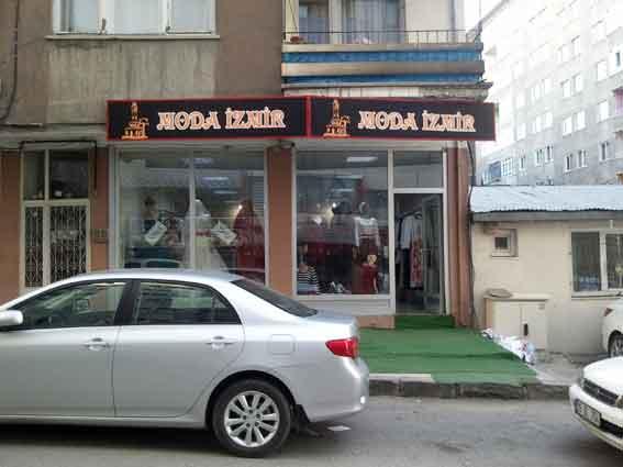 Moda İzmir