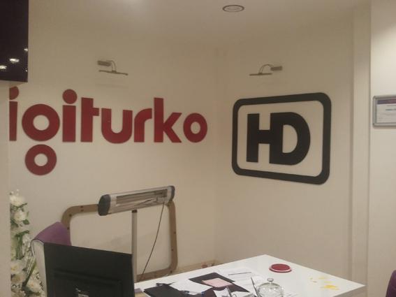 Erzurum Digitürk Haberal Digital İç Mekan Tasarımı